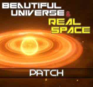 Beautiful Universe & Real Space Patch Mod for Stellaris