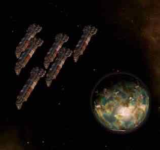 Cargo Ships and Foreign Trade Mod for Stellaris