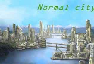 Ecofuturistic Cityscape Mod for Stellaris