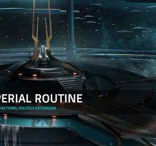 Imperial Routine Mod for Stellaris