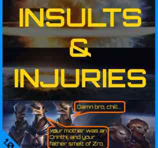 Insults and Injuries Mod for Stellaris