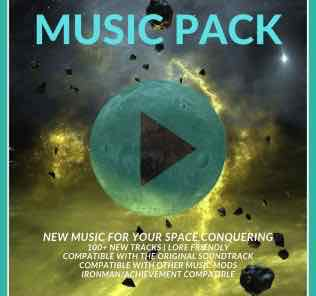 Music Pack Mod for Stellaris