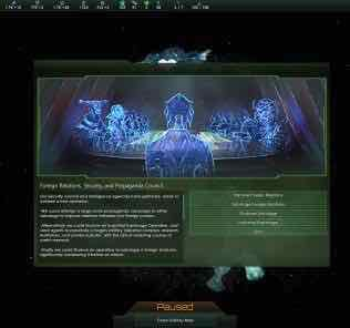 Propaganda and Espionage Mod for Stellaris