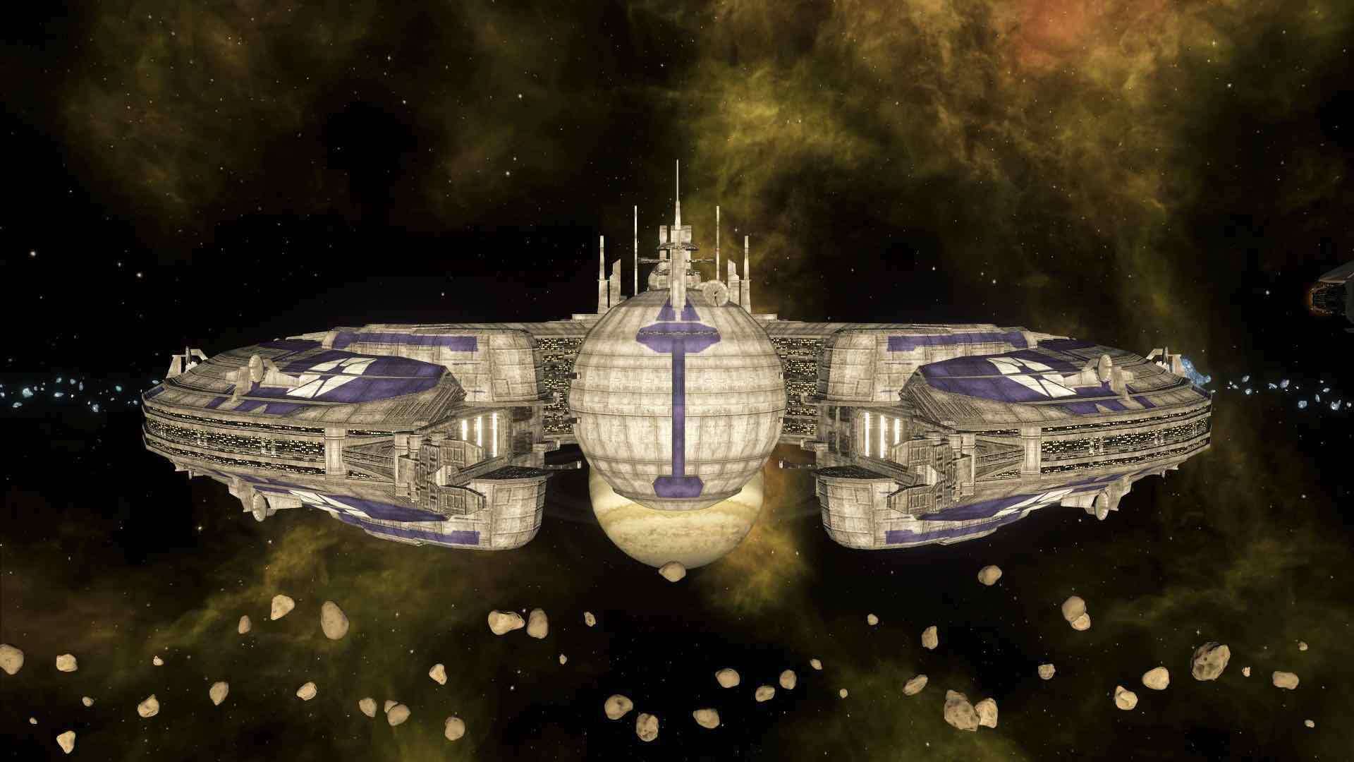 Star Wars Cis Ship Pack 2 2 3 Mod For Stellaris