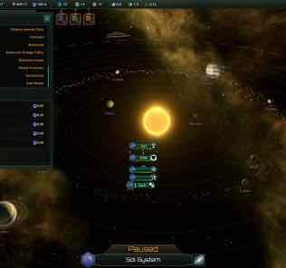 Galactic Policies Mod for Stellaris