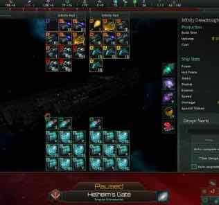 Halo Infinity Ship Mod for Stellaris