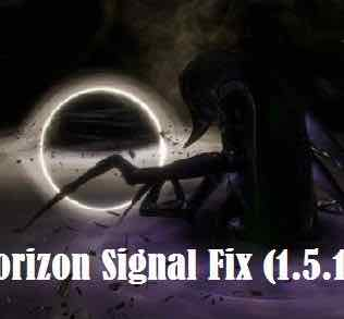 Horizon Signal Fix Mod for Stellaris