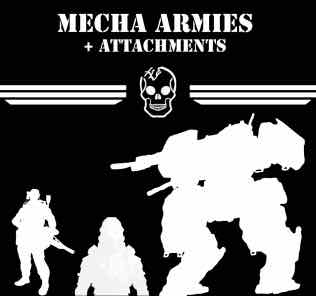 Mecha Armies Mod for Stellaris