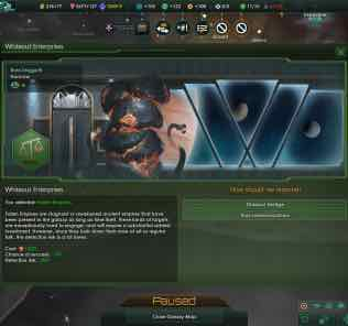 Mercenary Enclave Mod for Stellaris
