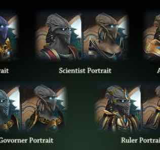 Protoss Species Mod for Stellaris