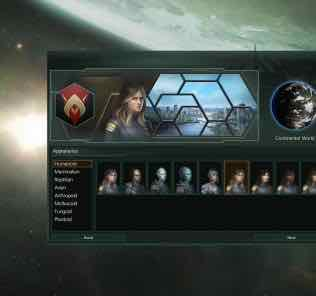 Separate Human Phenotypes Mod for Stellaris