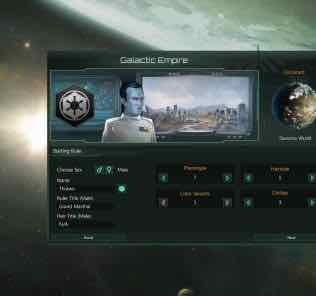 [Star Wars] Galactic Empire - Species Mod for Stellaris