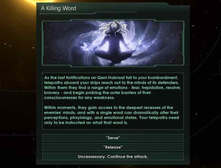 Transcendant Ascendance Mod For Stellaris