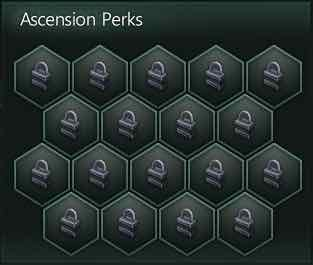 Transcendant Ascendance Mod for Stellaris