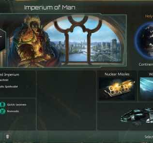 40K: Twilight of the Imperium Cosmetic Mod Mod for Stellaris