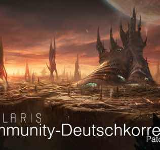 Deutschkorrektur Mod for Stellaris