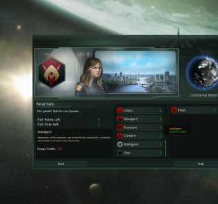 Extended Traits Mod for Stellaris