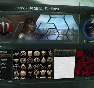 Flags : Emblems & Backgrounds Mod for Stellaris