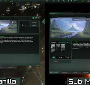 Planetary Diversity - Planet View Mod for Stellaris