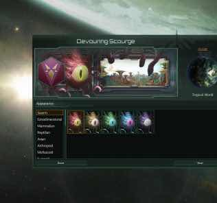 Playable Invaders Mod for Stellaris
