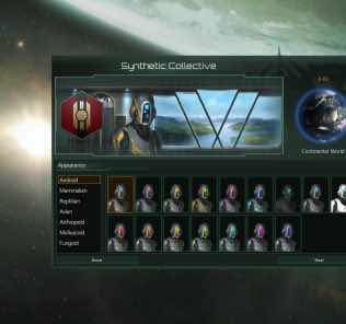 Playable Robots Mod for Stellaris