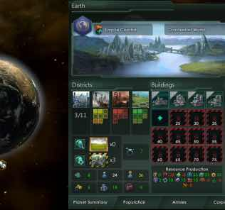 Universal Districts Patch Mod for Stellaris