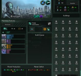 'Infinite' Building Slots Mod for Stellaris