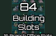 84 Building Slots Mod for Stellaris