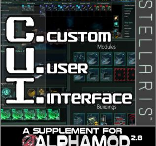 Alphamod: C.U.I. (2.8) Mod for Stellaris