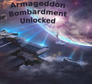 Armageddon Bombardment Unlocked Mod for Stellaris