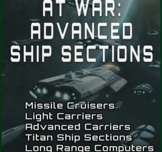 At War: Advanced Ship Sections (2.6 Compat Update) Mod for Stellaris