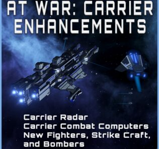 At War: Carrier Improvements (2.6 Compat Update) Mod for Stellaris