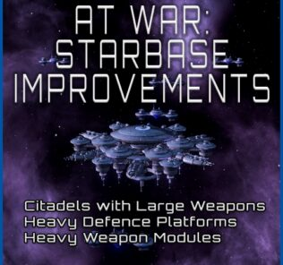 At War: Starbase Improvements (2.6 Compat Update) Mod for Stellaris