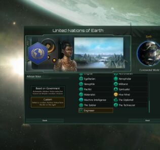 Enginseer Advisor Mod for Stellaris