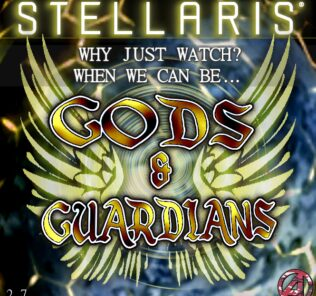 Gods & Guardians (2.7) Mod for Stellaris
