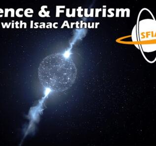 Isaac Arthur Advisor Mod for Stellaris