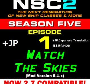 Jp:Nsc2 Season 5 Mod for Stellaris