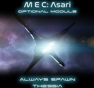 Mass Effect Civilizations – Asari – Spawn Thessia Mod for Stellaris