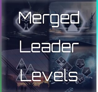 Merged Leader Levels Mod for Stellaris