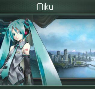 Miku Mod for Stellaris