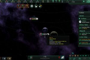 Planet-States Mod for Stellaris