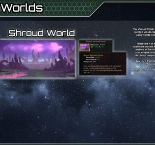 Planetary Diversity – Shroud Worlds Mod for Stellaris