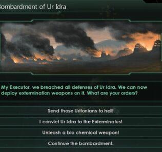 Planetary Extermination 1.9 Mod for Stellaris