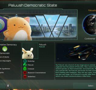 Plushies Portraits! Mod for Stellaris