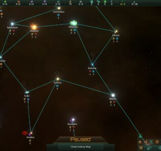 Real Space – Dark Cluster Mod for Stellaris