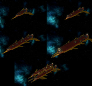 Roman Ships Mod for Stellaris