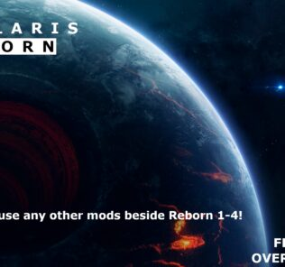 Stellaris: Reborn Ii (1/4) Mod for Stellaris