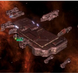Taidian Shipset Mod for Stellaris