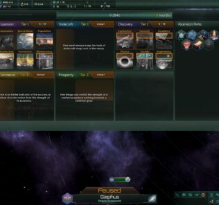 Ui Overhaul Dynamic + Traditions+ Mod for Stellaris