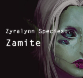 Zyralynn Species: Zamite Mod for Stellaris
